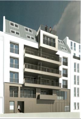 Baustart – Neubauobjekt im belgischen Viertel 50672 Köln, Etagenwohnung